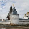 Лужецкий монастырь в Можайске