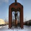 Памятник Святому Николаю Можайскому.