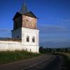 У Лужецкого монастыря.