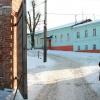 Ворота с территории Никольского кремля.