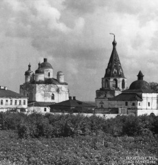 Лужецкий монастырь. 1951г.