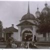 Восточные ворота Лужецкого монастыря. Июнь 1910 г.