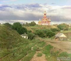 Никольский собор.1911г. Фото Прокудина-Горского.