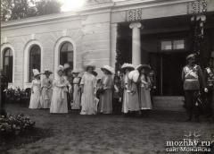 Бородинский музей, столетие битвы, 1912 г.