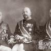 Варженевский А.К.(справа), можайский уездный предводитель дворянства, ранее председатель Можайской уездной земской управы