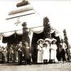 На Бородинском поле. 1912 год.Материалы ЦГАКФД.