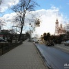 Коллаж. Московская улица.