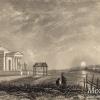 Церковь Спаса Нерукотворного. Гравюра по рис. П. Свиньина. 1820-е гг
