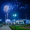 Праздничный салют 9 мая 2016 в Можайске
