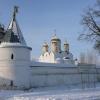 Лужецкий монастырь зимой. (2)