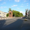 Московская улица.