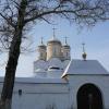 Лужецкий монастырь зимой. (1)