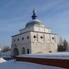 Лужецкий монастырь зимой. (6)