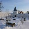 Лужецкий монастырь зимой. (10)