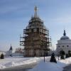 Лужецкий монастырь зимой. (8)