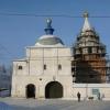 Лужецкий монастырь зимой. (4)