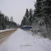 Граница Можайского и Наро Фоминского района в сторону Вереи