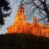 Никольский собор .Закат