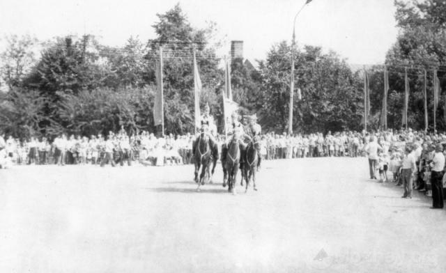 Празднование 750 лет Можайска (7). Фото В.Уколова