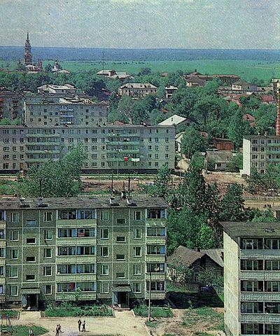 Улица Полосухина. 1980г..jpeg