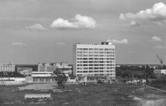 Можайск. Административный корпус МПК. 1980-е гг. Фото Н.Никитина