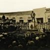 Митинг у Торговых рядов. 1920-е гг.
