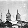 Можайск. Церковь Иоакима и Анны. Май 1967 г. Фото С.Парфентьева из архива Е,Парфентьевой.