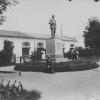 Можайск. Первый памятник Ленину в Можайском районе. Фото С. А. Кислова, 1930 гг.