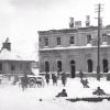 Можайск. Освобождение станции Можайск. 20 января (?) 1942 г.