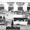 """Торговые ряды в центре Можайска. Фото начала прошлого века. """"Уездный ежегодник"""""""