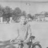 Можайск. Октябрьская площадь. Примерно 1962-64 гг. Фото из архива Е.И.Дорониной