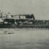Плотина первой гидростанции. 1930-е годы.