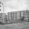 ул. Фрунзе д.№8. Вид от музыкальной школы. 1980-е.