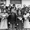 Гидроузловская средняя школа. Коллектив работавший в конце 70-х годов прошлого века. Фото из архива школы.