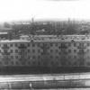 Можайск. Панорама ул.Павлова. 1977 г. (3) .  Фото из архива Е.Парфентьевой.