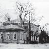 Перекрёсток ул.Красных партизан и ул.Карасёва. Примерно после 1964 г.