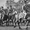 """Можайск. Фото со съёмок фильма """"Война и мир"""". 1961 г."""