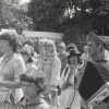 Фольклорный  праздник. Территория Никольского собора. 1983 г.