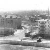 Можайск. Панорама ул.Павлова. 1977 г. (2) .  Фото из архива Е.Парфентьевой.
