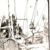 Качели на Николке. 1985 г. Фото из архива О Фоменковой