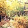 Парк Победы. 1980-81г. Фото С.Жабина