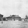 Можайск, Базарная площадь. Конец 30-х г. ХХ в. Фото Кудринского Н.Н.