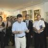 """Открытие выставки  22 мая  2011 года. """"ЗАО Бородино""""."""